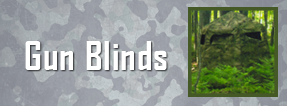 Gun Blinds Button - Hunting Blinds